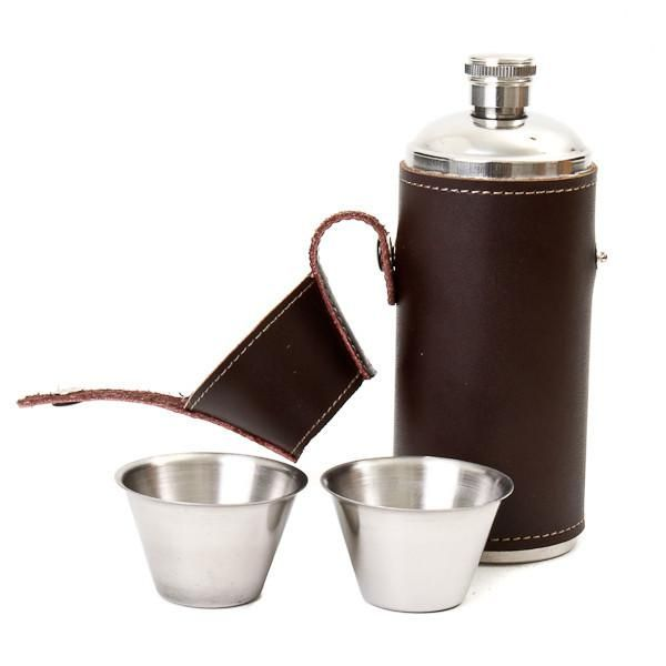 Stainless Steel Camping Flask Set Worthynzhomeware Wwworthy Co Nz