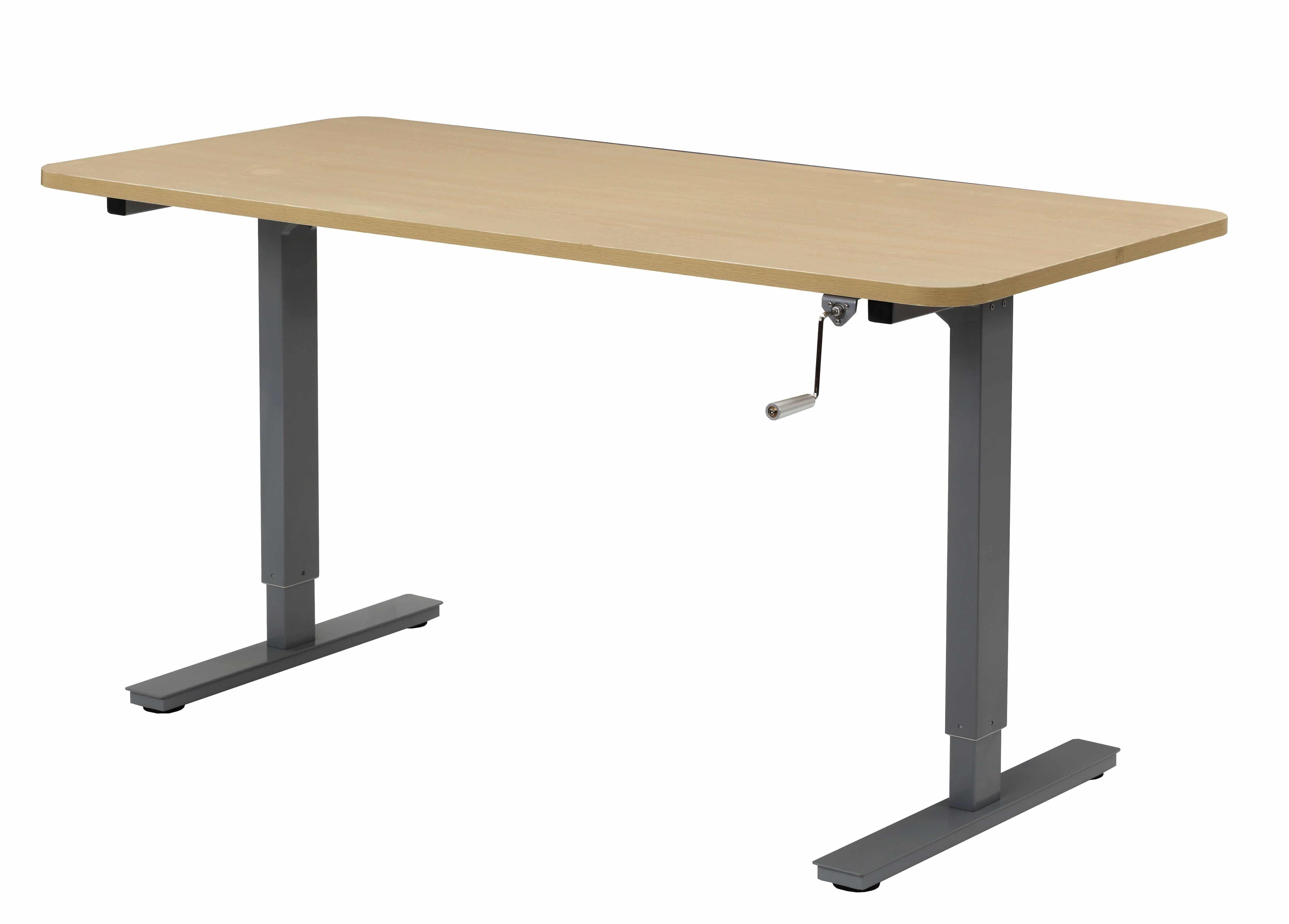 Beau Standing Desk Hand Crank