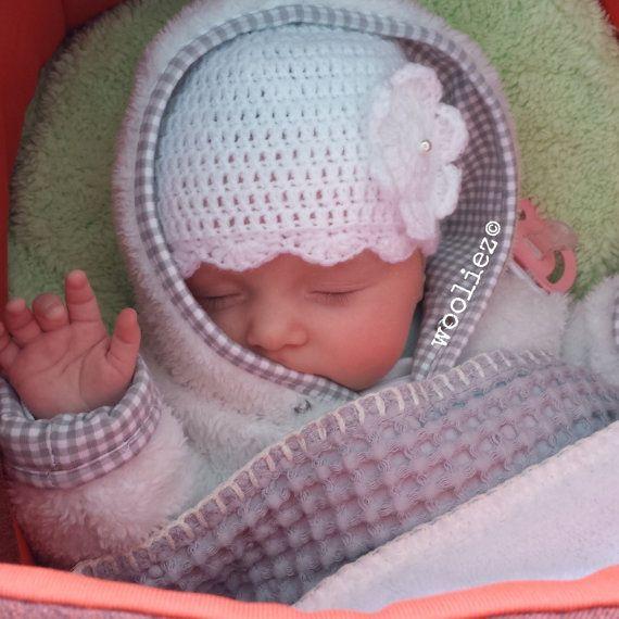 Babymutsjes Google Zoeken Baby Pinterest Babies
