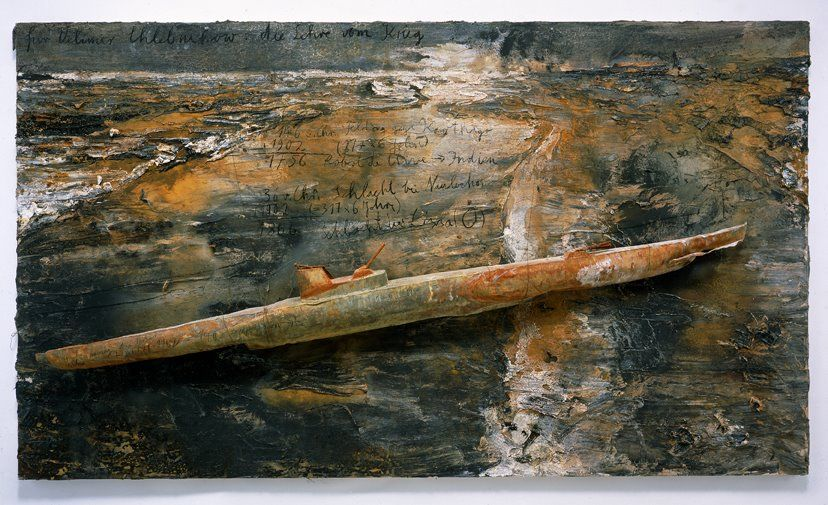 Image result for anselm kiefer velimir chlebnikov