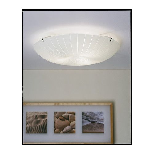 CALYPSO Ceiling Lamp, White