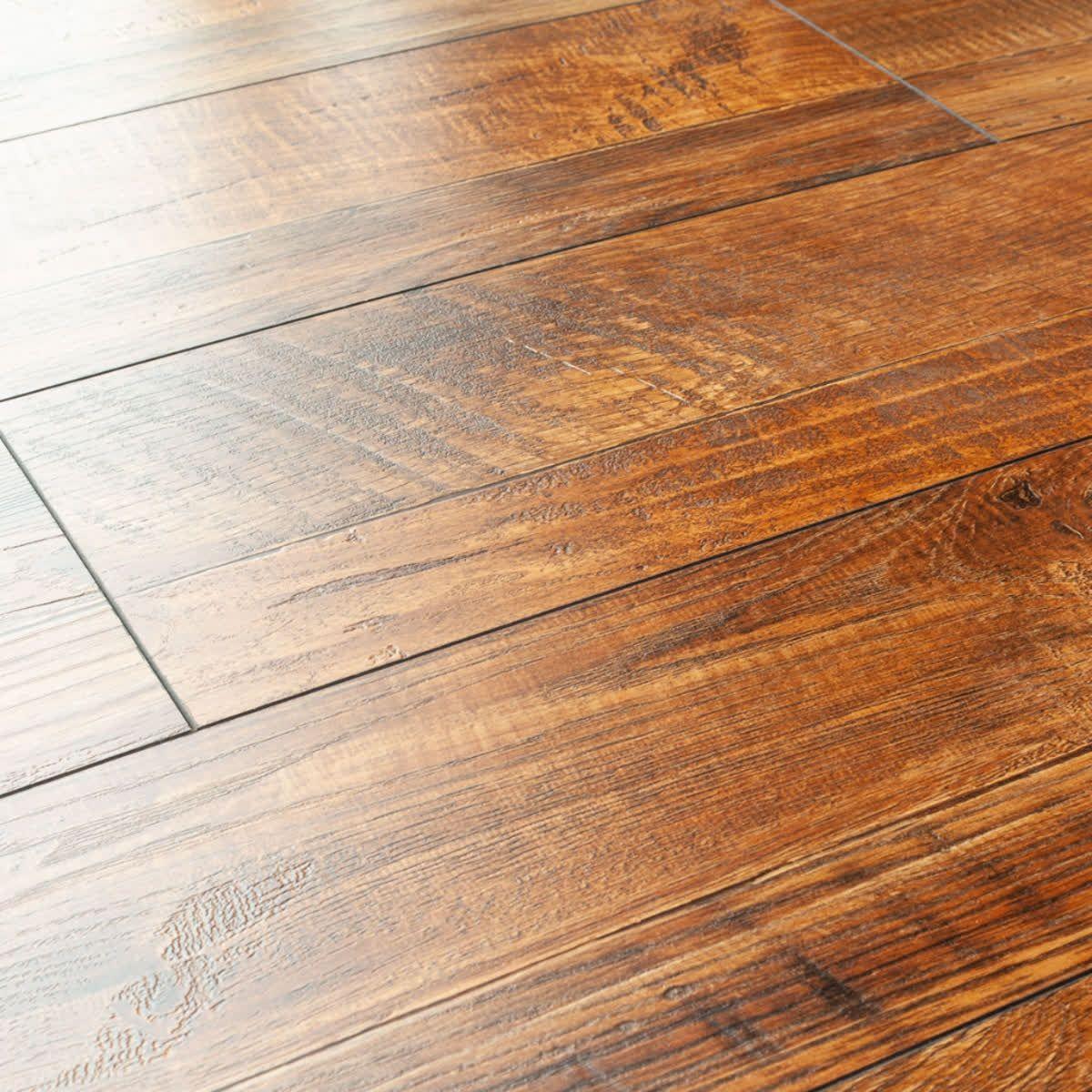 12mm Laminate Flooring Lesscare Dark Oak Textured Finish Laminate Flooring Flooring Laminate Flooring Colors