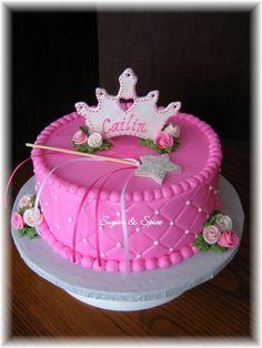 Cailins Princess Cake Cake Birthdays and Birthday cakes