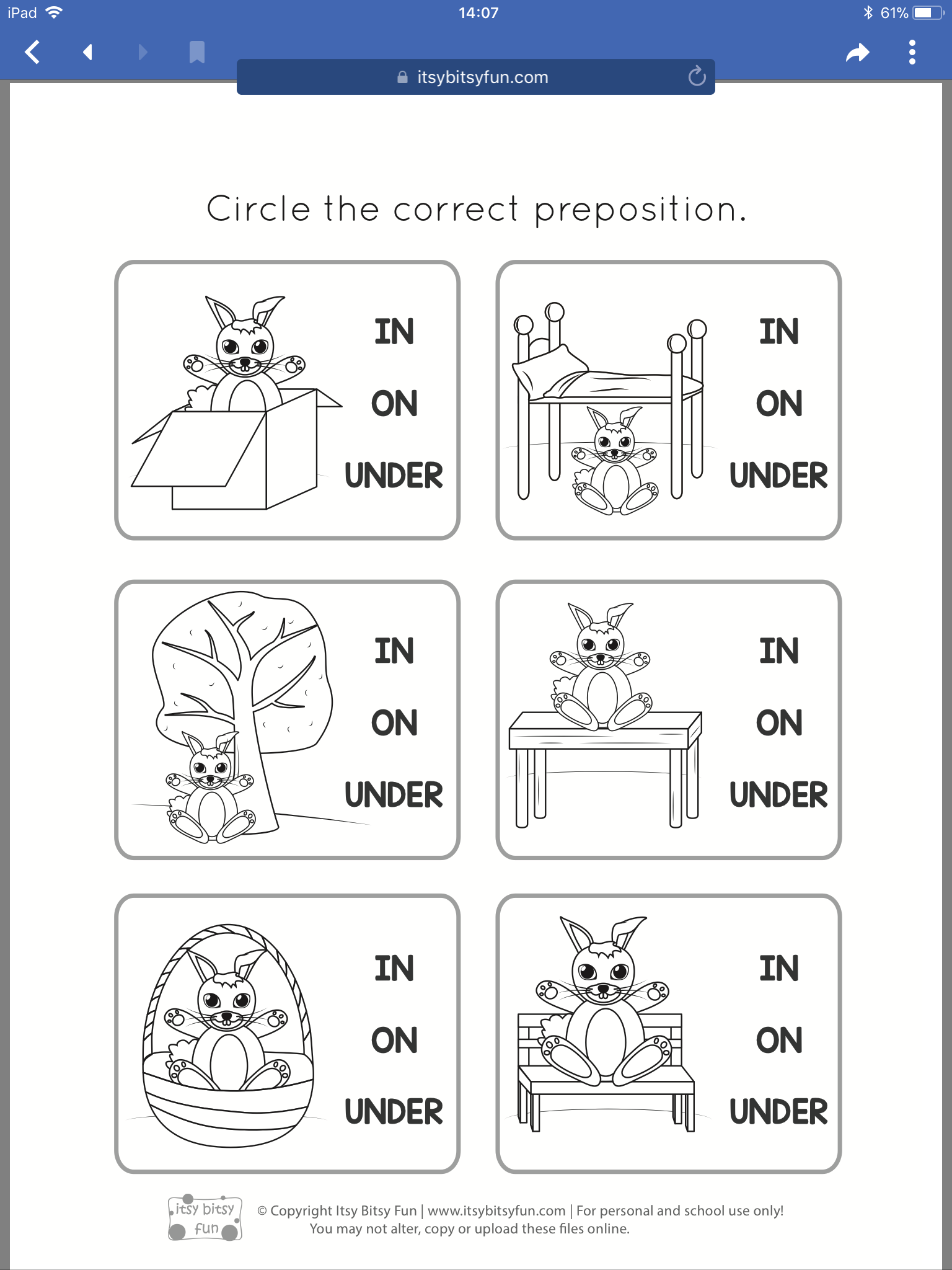 Eng For Print English Worksheets For Kids Preposition Worksheets Kindergarten English Language Learning Activities [ 2048 x 1536 Pixel ]