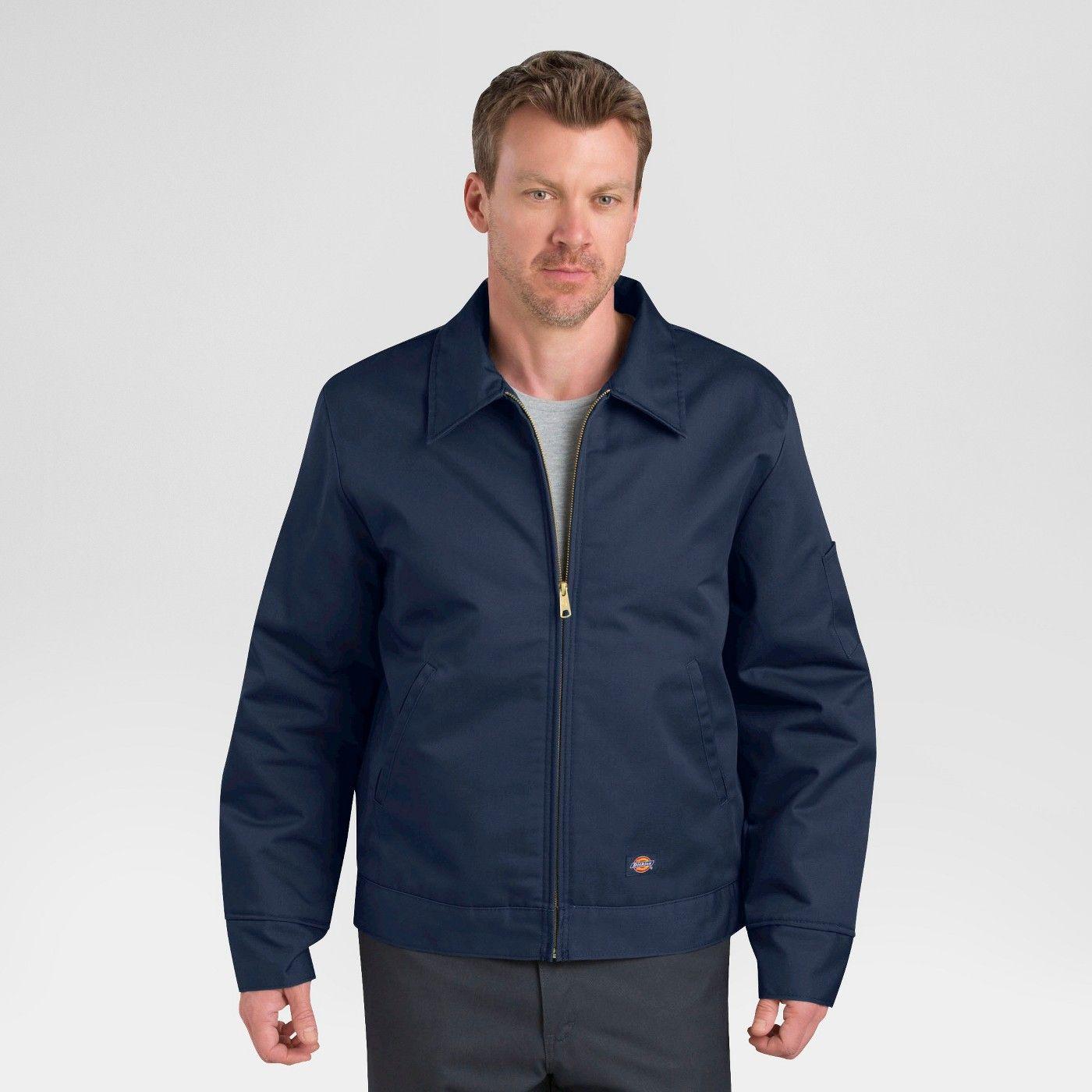 Dickies® Men's Twill Insulated Eisenhower Jacket target