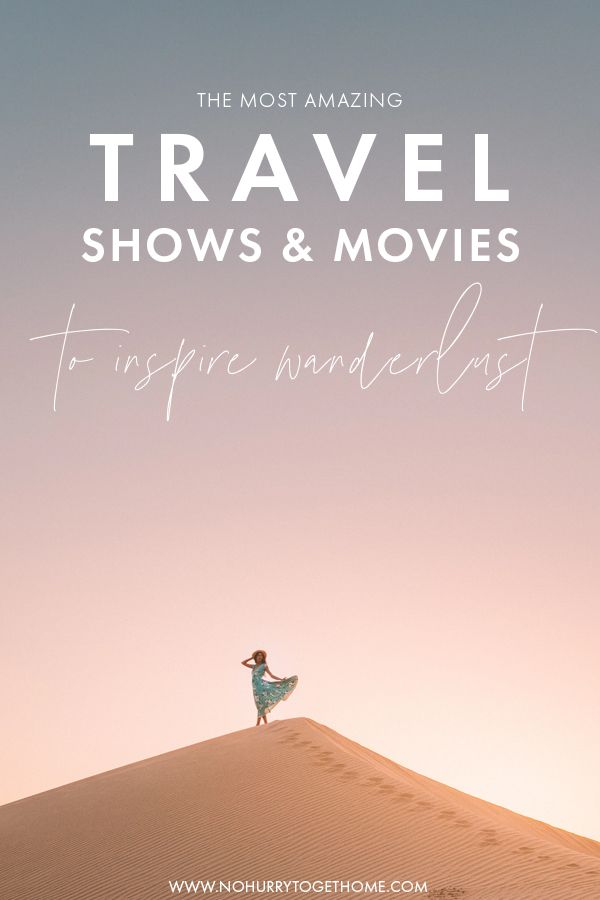 Wondering what to watch on Netflix next? If you're stuck at home, here are some of the best travel shows and movies on Netflix to watch that will fuel your wanderlust and let you travel right from the comfort of your home! #Netflix