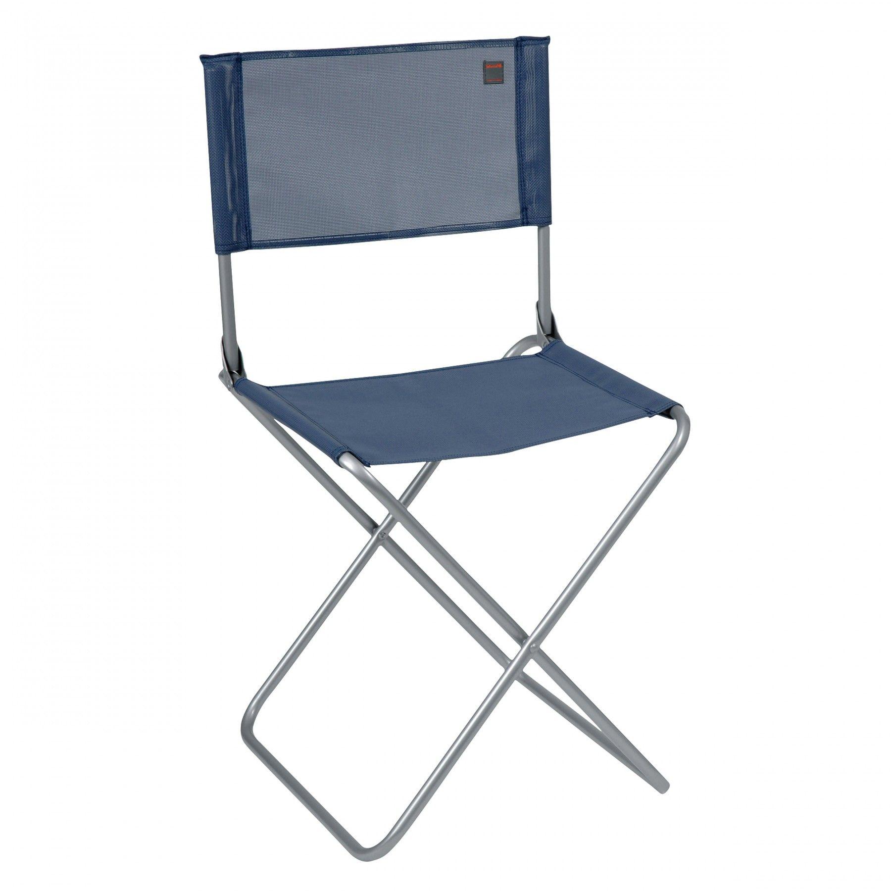 Chaise De Camping Cno Lafuma C Est La Chaise Ideale En Camping A L Heure Du Repas Ou De La Partie De Cartes Elle Es Chaise Pliante Chaise De Camping Chaise