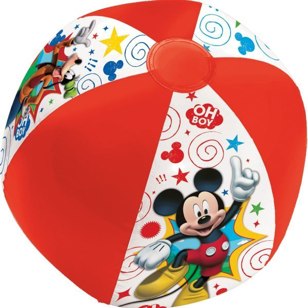 Mickey Mouse Beach Ball Beachballs Mickey Mouse Party Supplies