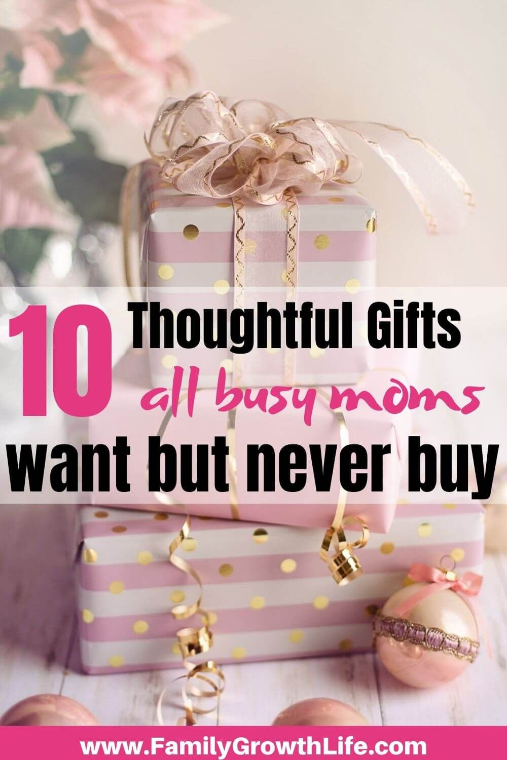great gifts for busy moms