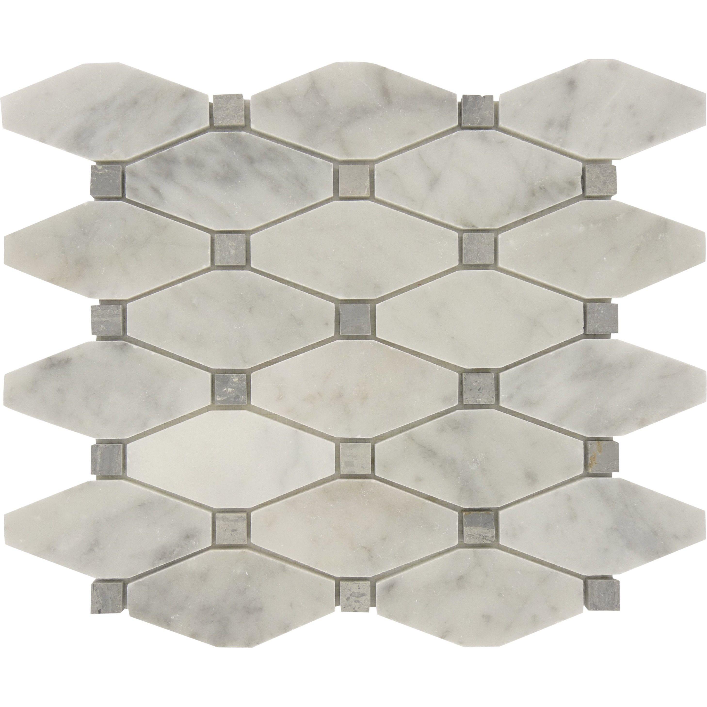 "Sheet Size: 10 1/2"" X 12"" Tile Size: Variable Tile"