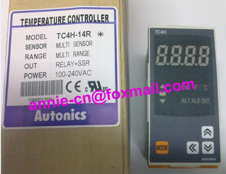 33.00$  Watch now - http://alipd8.shopchina.info/go.php?t=1993763251 - TC4H-14R  New and original   AUTONICS  100-240VAC  Temperature controller 33.00$ #aliexpress