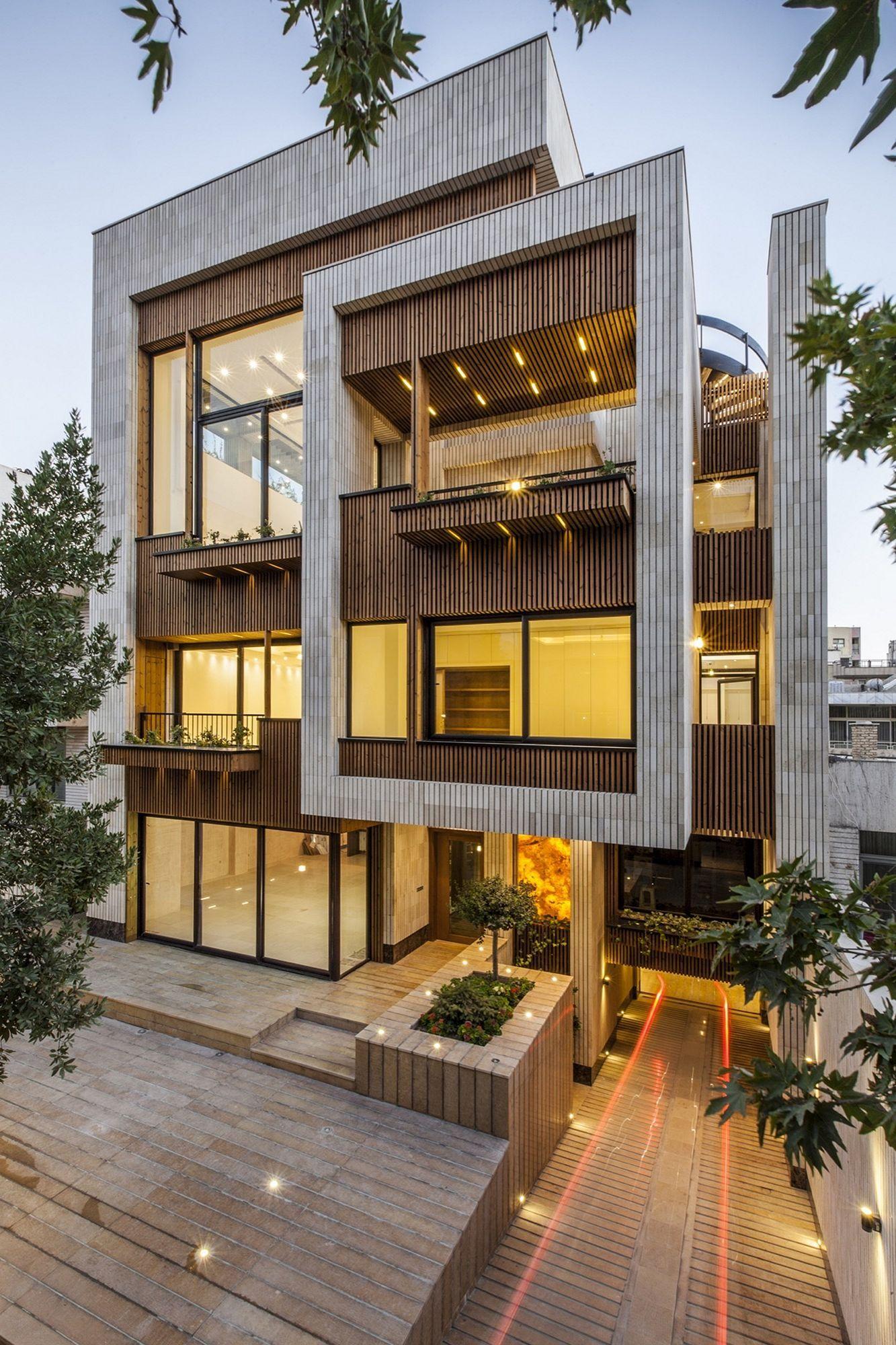 60 Best Stunning Modern Architecture Building Inspiration Freshouz Com House Architecture Design Modern Architecture Architecture House