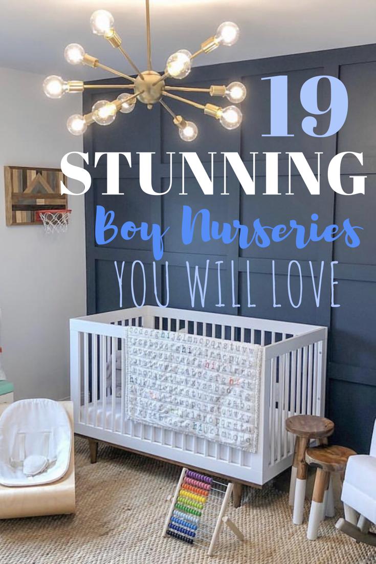 19 Best Boy Nursery Ideas Boy Nursery Colors Modern Boy Nursery