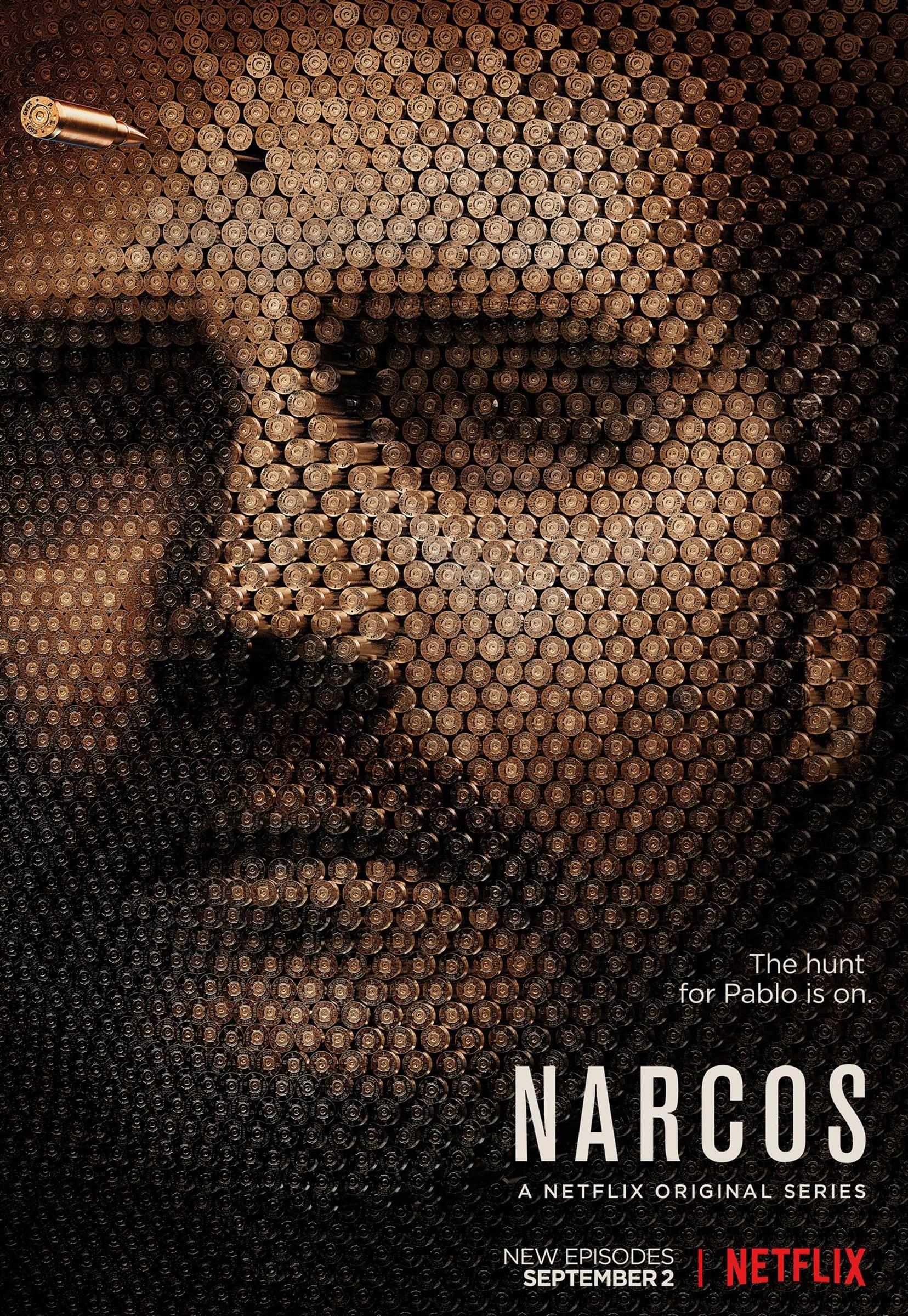 Netflix / Narcos: Narcos Season 2, Bullet Face | Ads of the World ...