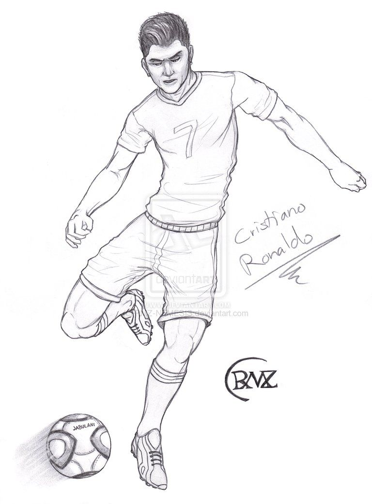 Christiano Ronaldo Christiano Ronaldo Coloring Pages Soccer Ronaldo 9 Pictures Photos Images Football Coloring Pages Drawings Coloring Books
