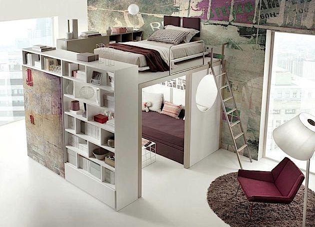 Wunderbar Super Einrichtungs Ideen Für Kleine Räume