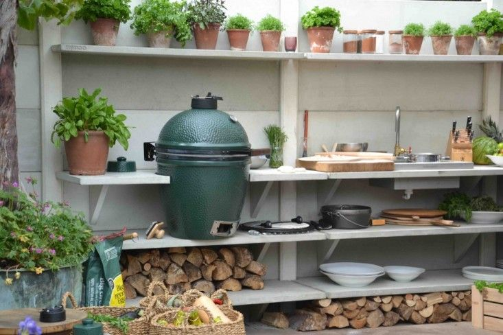 Outdoor Kitchen Workstations