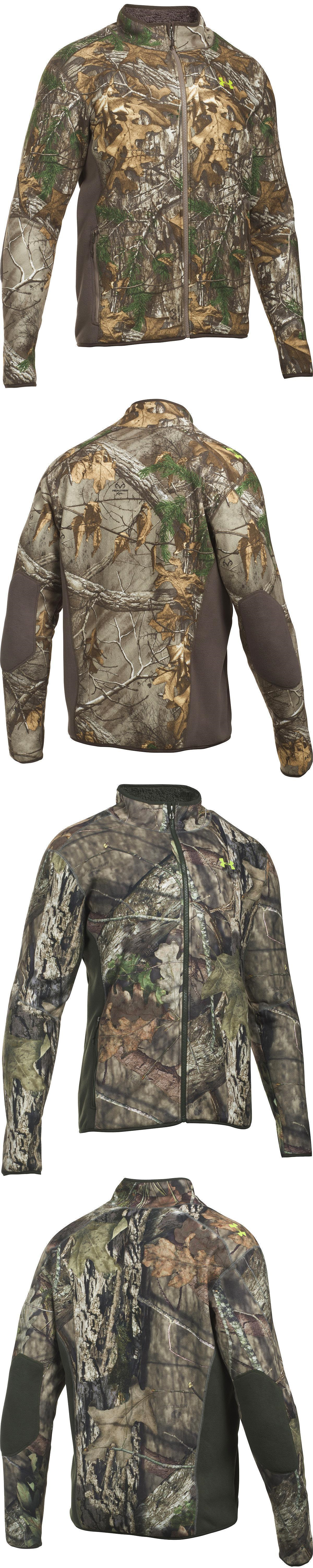 mens under armour hunting jacket