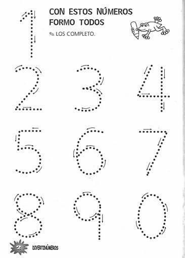 Imagem De Fichas De Exercicios De Matematica Por Mai Britt Janby