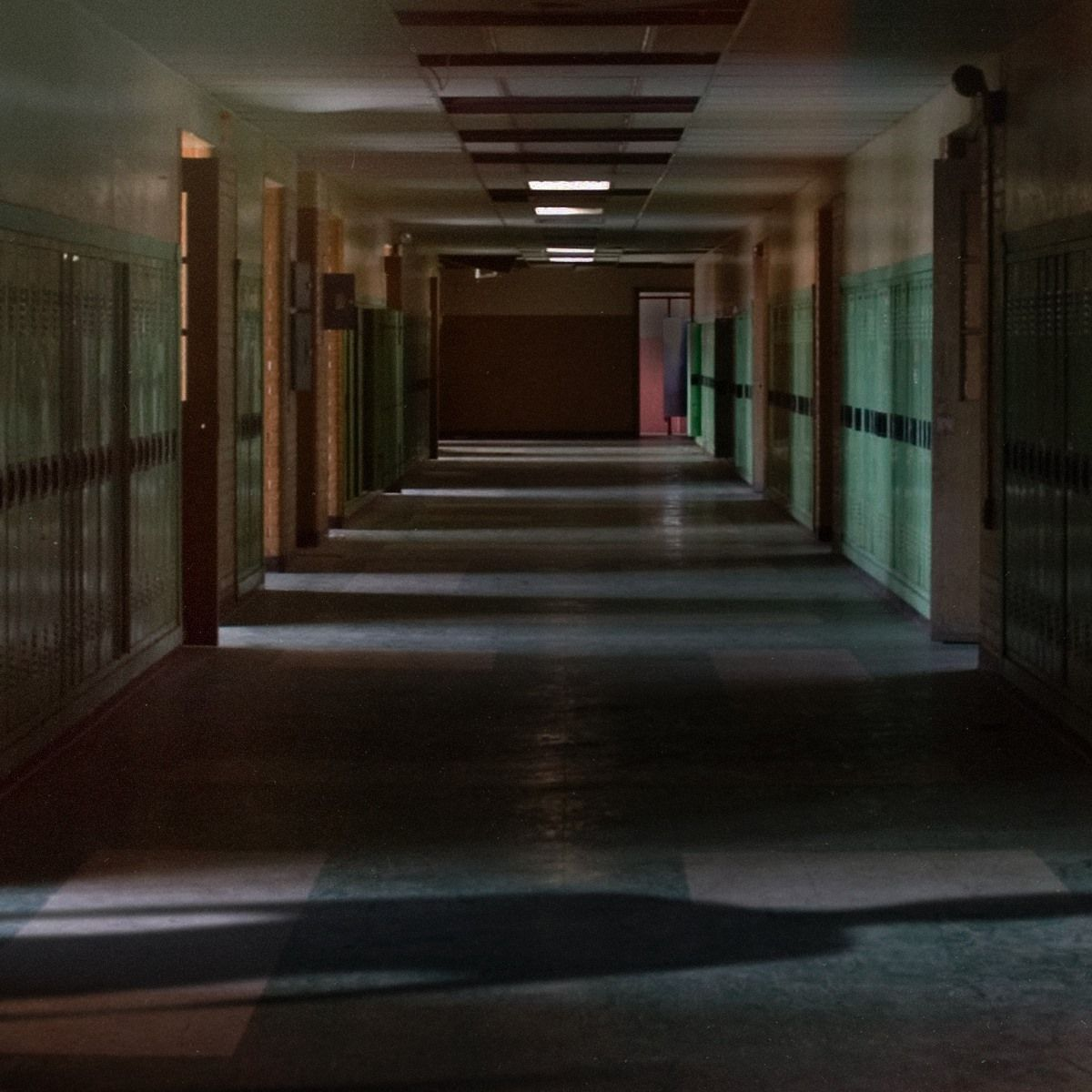 I Always Have To Run Through Dark Corridors I M Scared Of The