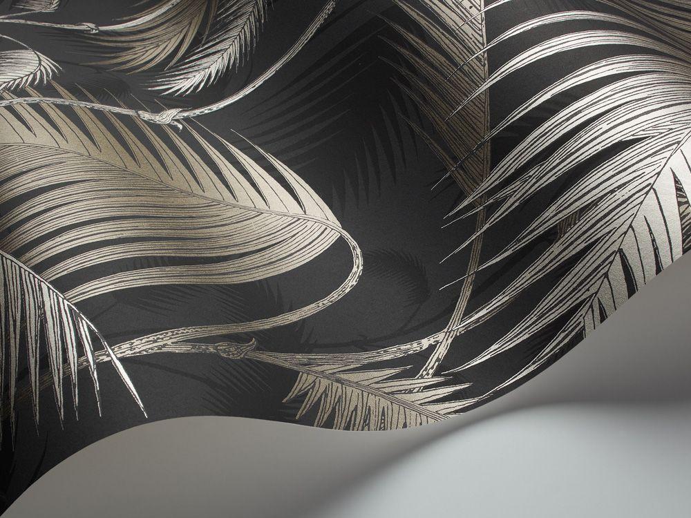 Cole And Son Wallpaper Palm Jungle 95/1004 Allium