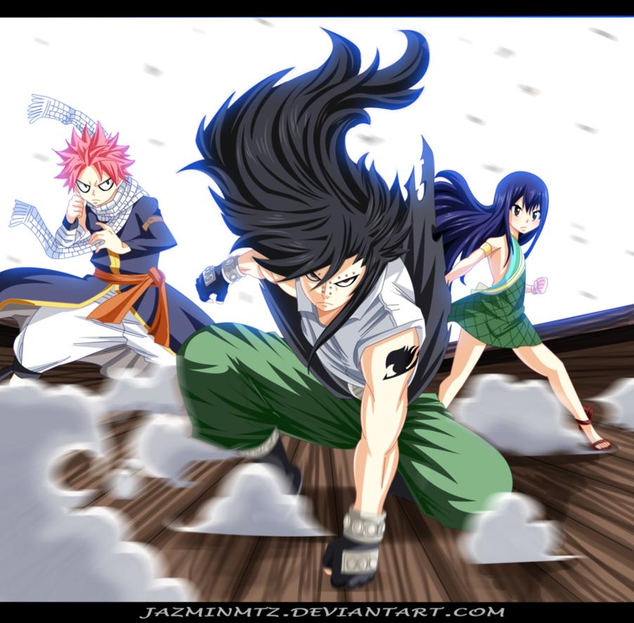 Fire, Iron & Sky. Fairy tail anime, Fairy tail guild
