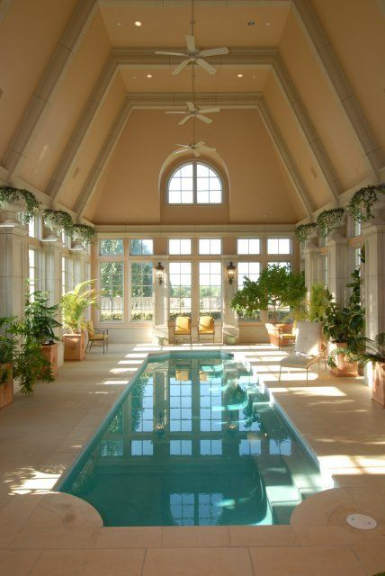 50 indoor swimming pool ideas for your home amazing pictures rh pinterest com