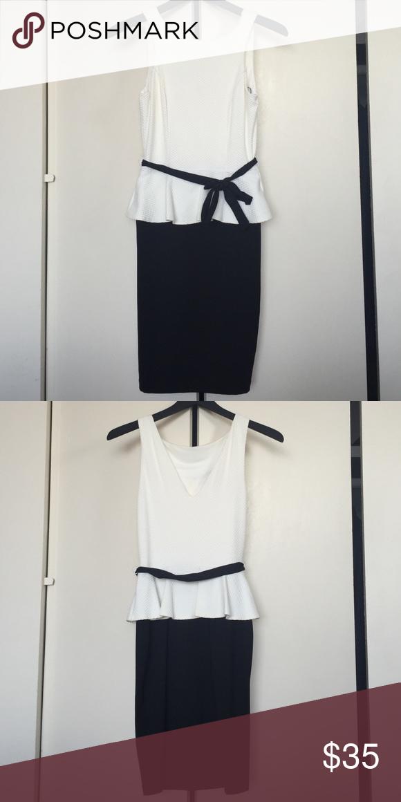 Very cute BeBe dress Pretty feminine BeBe dress. Sz xs. New, no tag bebe Dresses