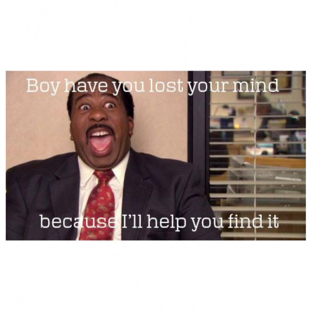 Stanley The Office The Office Show Office Humor The Office