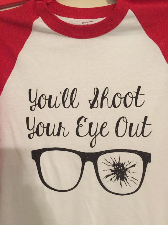 Christmas Story You'll Shoot Your Eye Out by SparkleMonogram