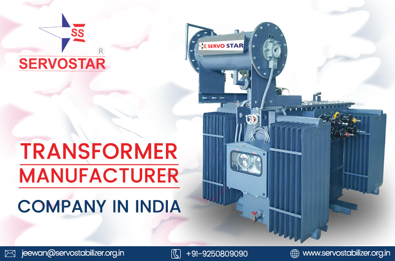 Servo Star is one of the leading transformer manufacturing