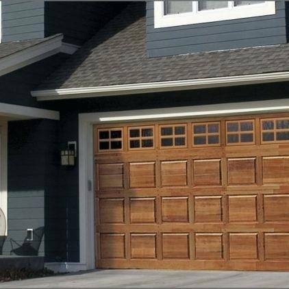 This Particular Garage Door Roll Up Is Truly An Amazing Design Technique Garagedoorroll Craftsman Patio Doors Garage Door Design Craftsman Style Garage Doors