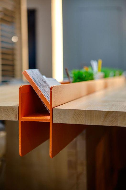 Galería de HUB 40   Nika Vorotyntseva - 11 Muebles deco - diseo de escritorios