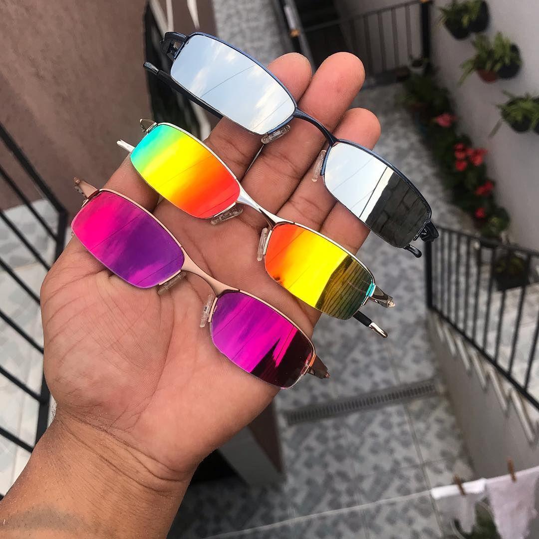 Lupa Pra Da Estilo No Baile In 2020 Oakley Cool Glasses Festival Looks