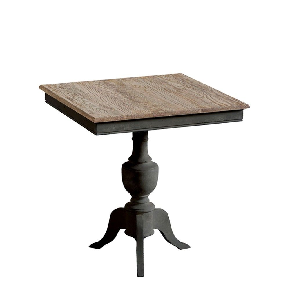 Buy Occa Vintage Furniture Small Dining Table Antique Grey S Online At Occa Home Dining Table Square Dining Tables Table