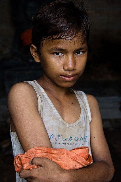Cambodian Boy ☼children Around The Globe World