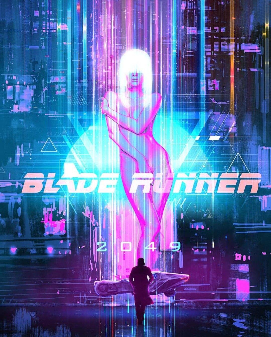 Blade Runner poster by Bosslogic in 2019 Blade runner