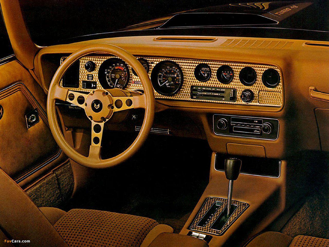 1980 pontiac firebird trans am 4 9l turbo v8 interior garage rh pinterest com Pontiac Fiero Advertisement 2017 Pontiac Fiero