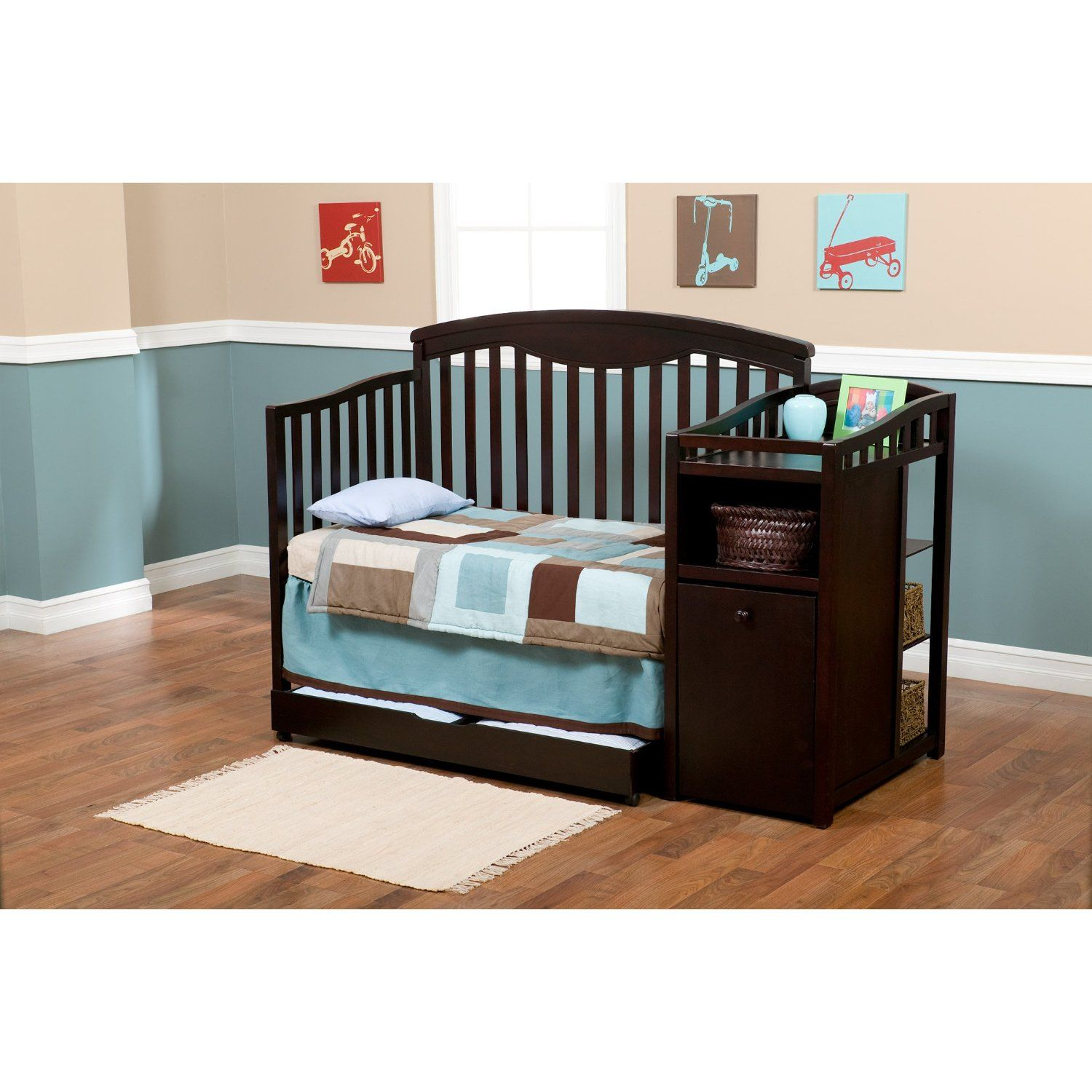 Delta Shelby Crib And Changer Baby Furniture Sets