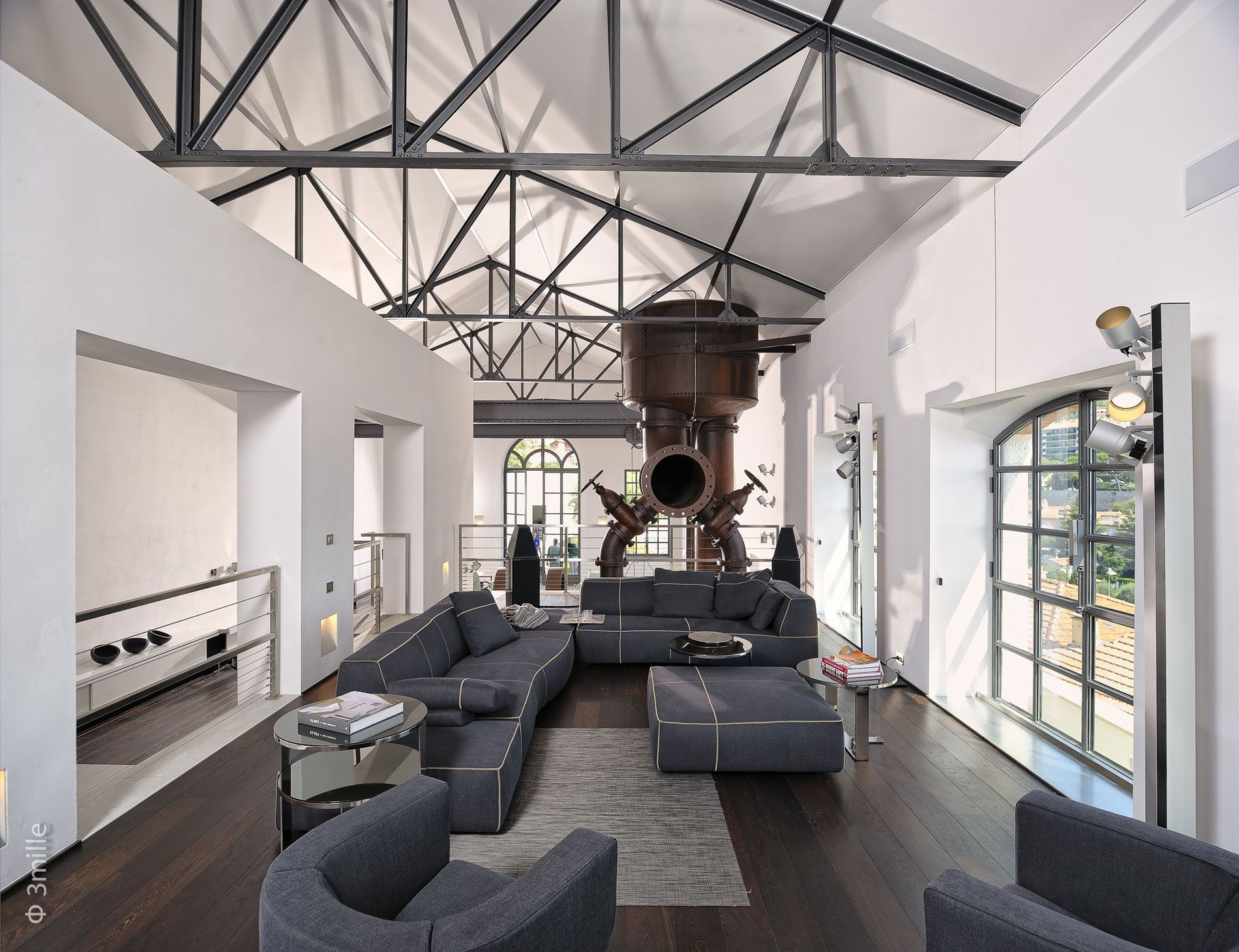 70 Moderne, Innovative Luxus Interieur Ideen Fürs Wohnzimmer   Extravagant Design  Wohnzimmer Graue Moebel