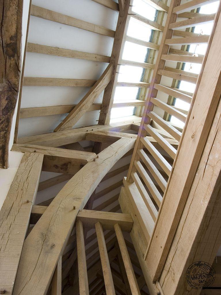 Scottish Oak House Tigh Darach Designed By Roderick