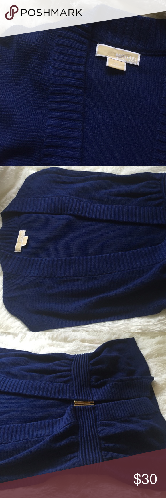Michael kors vest Size medium no stains holes piling or snags KORS Michael Kors Jackets & Coats Vests