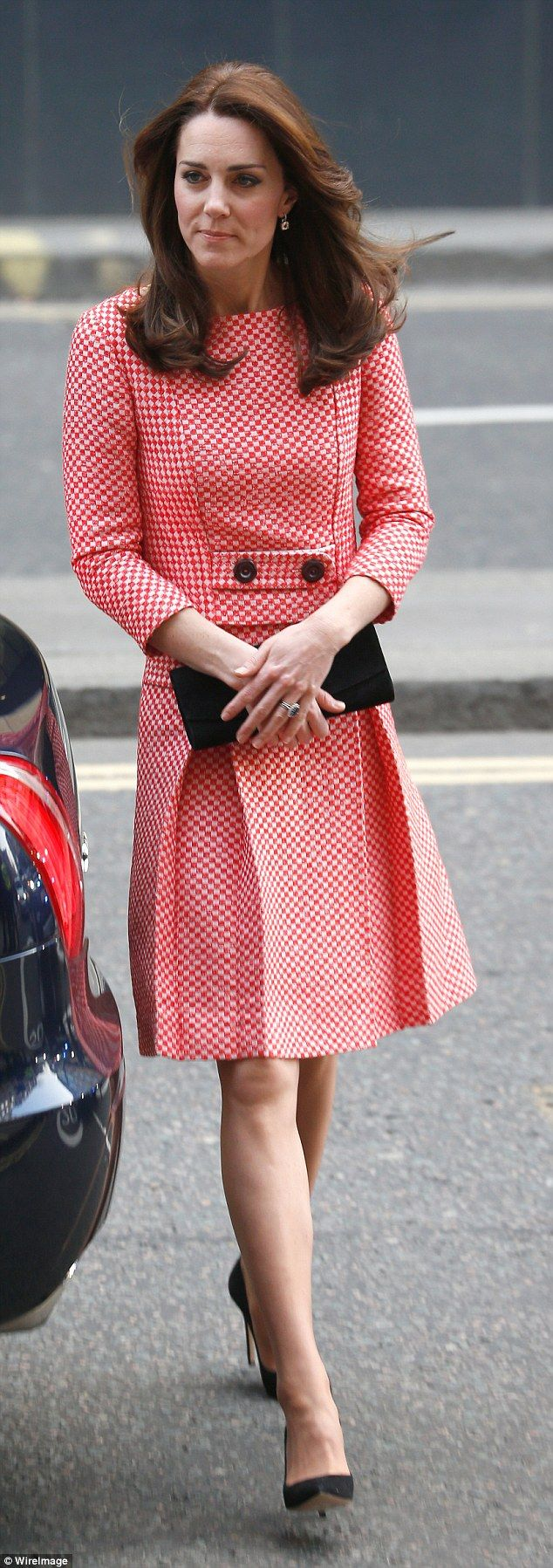 William and Kate are back on duty again for second day of ...