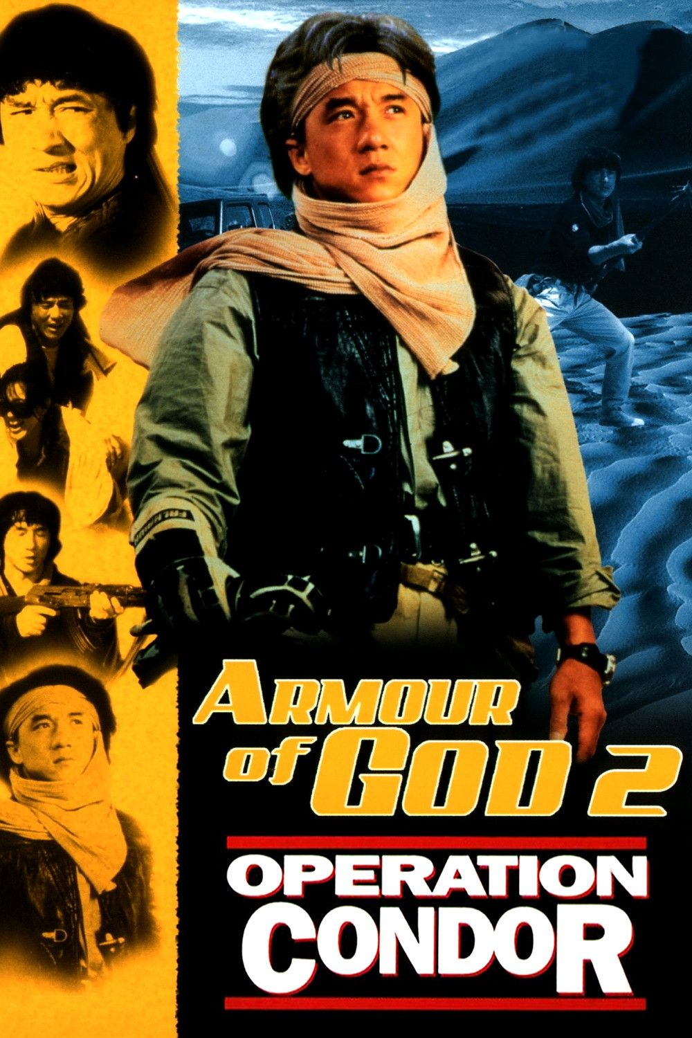 Armour Of God II: Der starke Arm der Götter from Jackie Chan with Jackie  Chan as Jackie
