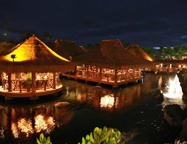 Loved This Restaurant; Try Saying The Name! Wailea Dining And Entertainment    Humuhumunukunukuapuau0027