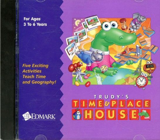 112 2828 Trudy 39 S Time Amp Place House Video Game