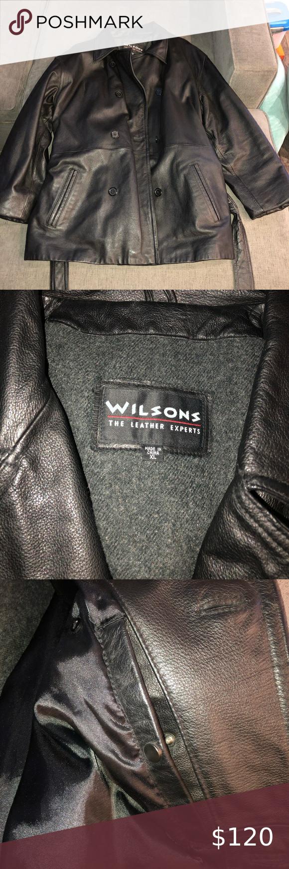 Men S Wilson Leather Jacket Wilsons Leather Jacket Wilsons Leather Vintage Leather Jacket [ 1740 x 580 Pixel ]