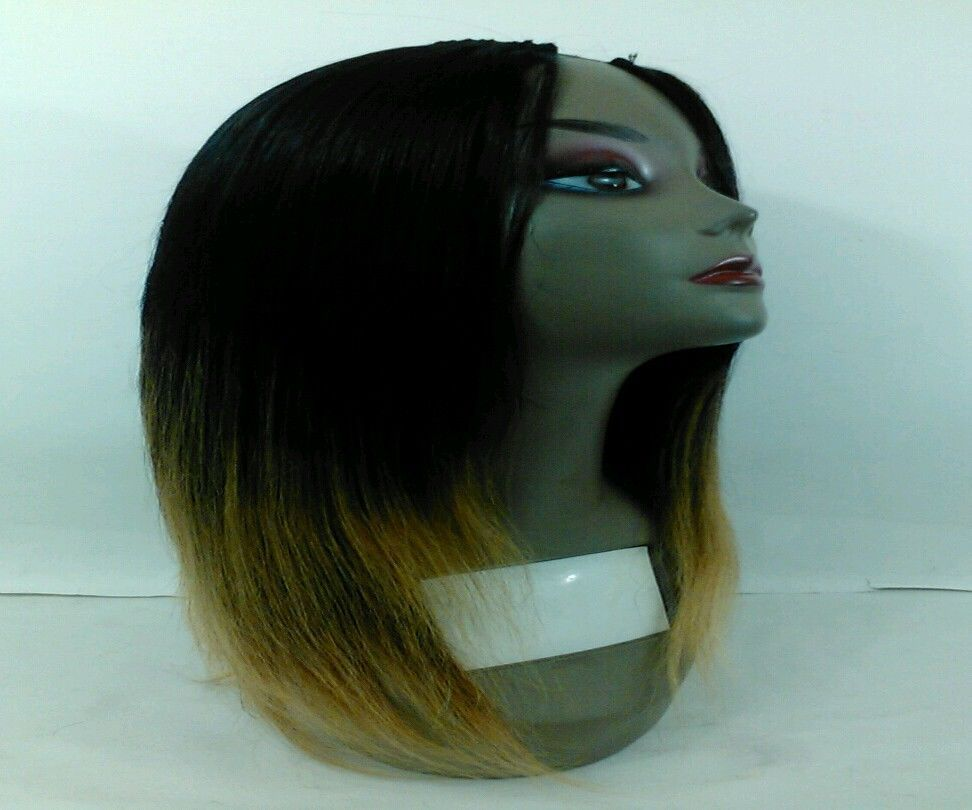 Details about wig handmade u part human remy hair uu