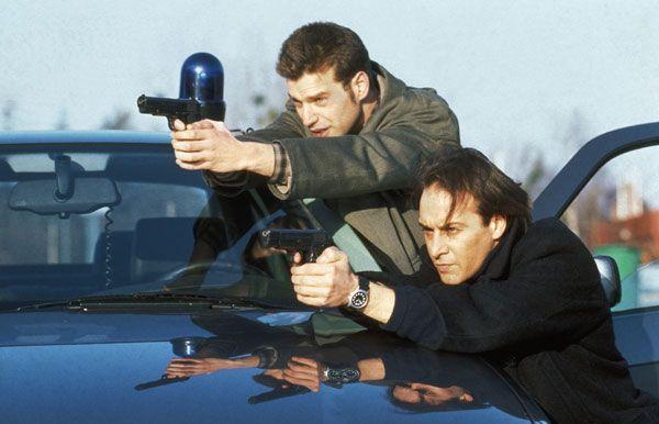 Mark Keller Und Erdogan Atalay In Alarm Für Cobra 11 Cobra 11