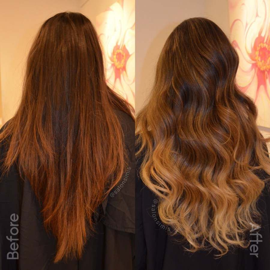 Photos Salon Simis Spa Fairfax Va Hair Balayageombre